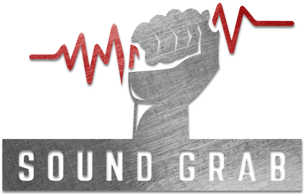 Sound Grab Logo